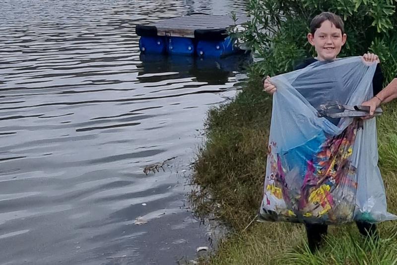 Ross-Marina-Litter-Clean-up-July-2021